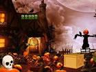 In diesem Fluchtspiel bist du in der Hallowe...