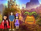 In diesem Halloween Himmel 29 Fluchtspiel kamen Jack und Luna mit ihrem Vater a