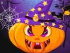 Machen Sie sich bereit, einen Jack O\' Lantern Halloween Geist verbreiten zu en