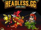 Headless.gg ist ein weiteres .io-Spiel von Blue Wizard Digital, in dem es darum