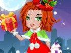 Melinda wird zum ersten Mal der Weihnachtsmarkt...