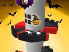 Suchst du nach einem Halloween-Ballspiel durch den Helix-Halloweenturm? Lassen