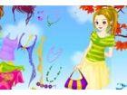 Herbstfarben Anzieh - Herbstfarben Anzieh Spiele - Kostenlose Herbstfarben Anzi