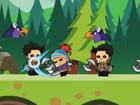 Heroic Quest ist das epische Abenteuer-Spiel, in dem 3 mutige Helden auf einem