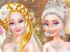 In Hochzeit Schlacht Klassisch vs Moderne werden die Prinzessinnen Cinderella u
