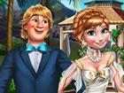Dieses schöne Paar möchte heiraten und sie suchen nach dem perfekten