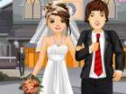 Eine ausgezeichnete Hochzeitssaal, viele schöne Gäste und eine perfekte zukünftigen Mann und Frau! Was mehr kann man sich wünschen? Dieses Paar kann nicht warten zu sagen