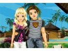 Lisa und John sind in Costa Rica für ihre Flitterwochen. Es ist sicher eine se