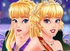 Prinzessin Aurora nimmt heute Abend zum ersten Mal an ihrer Heimkehr-Party teil