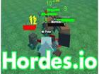 Spiele Hordes io und genieße eine 3D-Welt voller Monster! Spiele in einem