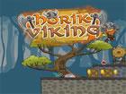 Horik Viking ist ein super lustiges und herausforderndes 2D Side Scroller Spiel