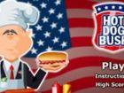 George W. Bush zu erstellen Mahlzeiten und liefern sie an Kunden zu helfen.