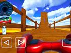 Hoverboard Stunts Hill Climb - Fahren Sie mit dem Hoverboard auf coole Weise, w