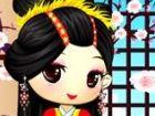 Die Prinzessin Maiko ist für ihre Schwester Hochzeit vorbereitet bekommen. Las