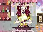 Hübsch Magic - Scarlet der Lehrling zu werden müssen Sie Praxis Magie! Lernen