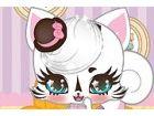 Ein junges Kätzchen ist eine wirklich süße Pussycat werden erwachsen. Sie ha