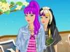 Check out Hüft Hopfen Barbie dress up Spiel und haben einen Blick auf ausgefal