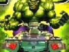 Starten Rennen mit der Hulk! Rennen gegen die anderen und versuchen, auf den er
