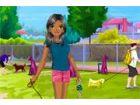 Ein Hund-Park ist ein idealer Ort für Ihren Hund zu laufen und spielen mit and