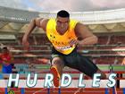 Hurdles ist ein sehr lustiges Online Olympia Rennspiel! Setzen Sie ein Rennen m