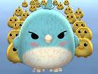 Hury.io ist ein kostenloses Spiel im Hühnchenstil. Sammle Eier, greife and