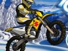 Ice Baker ist ein Fahrrad-Abenteuer-Spiel, bei dem die Spieler das Fahrrad mit