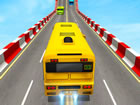 Impossible Bus Stunt 3D ist das verrückteste Simulationsspiel auf Mega-Ram