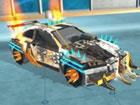 Impossible Cars Punk Stunt ist ein interessantes Spiel, in dem Sie futuristisch
