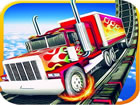 Dieses Transport-Truck-Abenteuer ist ein aufregendes Offroad-Truck-Fahrspiel mi