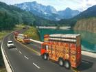 Indian Cargo Truck Das Gwadar Port ist ein sehr verrückter Truck, auf dem