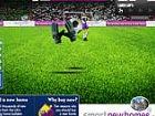 Intelligente Fußball - speichern alle Schüsse! -myhappygames.com.