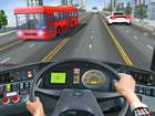 In diesem 3D-Spiel von Intercity Bus Driver renn auf langen Autobahnen und geni