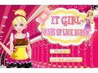 In jeder kleinen Mädchens Spielzeugkiste, es könnte eine Barbie-Puppe sein. B
