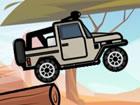 Jeep Driver ist ein lustiges Fahrspiel mit 30 Levels und erstaunlichen Grafiken