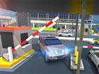 Akzeptieren Sie die anspruchsvollsten futuristischen 4x4-Jeep-Parkmissionen und