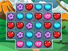 Jewel Pop ist ein lustiges Online-Match-3-Spiel. Finde Drillinge aus niedlichen