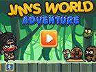 Jims Weltabenteuer ist ein super Abenteuersport. Jim Boy möchte sich in ei