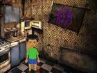 In diesem Fluchtspiel ist ein Junge im Spukhaus gefangen. Niemand ist in der N&
