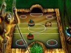 Die Dschungel-Air-Hockey-Spiele sind voller Farben mit tollem Design zu genieß