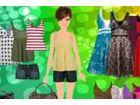 Helfen Sie Kalli hohe altmodischen Designer-Kleidung und Taschen zu bekommen.