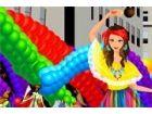Yay, Festival-Zeit! Jeder ist bereit, eine tolle Zeit beim Mai-Festival in Mexi