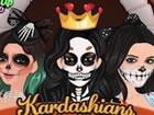 Die Kardashians sind immer beliebt, um Halloween in einem einzigartigen Stil zu