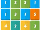 Das Ziel ist es, eine Kette von mindestens 4 Karten mit den gleichen Werten zu
