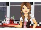 Wendy begann ihre Arbeit in einem Drive-in Restaurant als eine war. Dieser Job