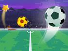 KickUp FRVR ist das berühmte Arcade-Spiel, in dem deine Jonglierfähigkeiten b