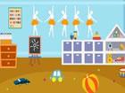 Kindergarten Flucht ist ein weiteres Point & Click-Fluchtspiel. Lore verlor