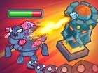 King Rugni Tower Conquest ist ein hochwertiges Tower Defense-Spiel, bei dem Sie