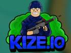 Kize.io ist ein neues Battle Royale IO-Spiel, bei dem Sie in einer Lobby ersche