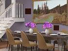 Ein Klassisches Haus entkommen spiel, das Sie in ein klassisches Haus führ