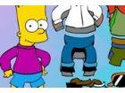 Kleid von Bart Simpson - Kleid von Bart Simpson Spiele - Kostenlose Kleid von B